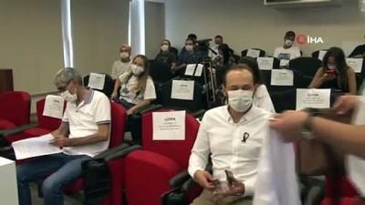 """dis sagligi -  Diş hekimleri vatandaşlara seslendi: """"Muayenehanelere giderek tedavi olabilirler"""""""
