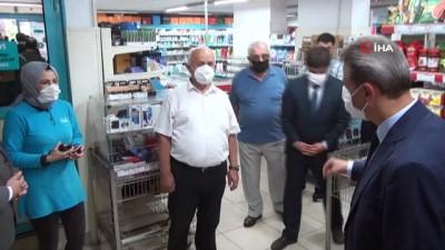 Vali Karaömeroğlu'ndan Sinoplulara 'komşu ve akraba ziyareti' uyarısı
