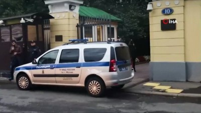 ozel kuvvet -  - ABD'nin Rusya'daki Büyükelçilik Konutu'na alkollü sürücü araçla daldı