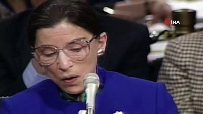 - ABD Yüksek Mahkemesi Yargıcı Ginsburg, kanserden öldü