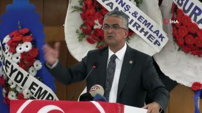 kan davasi -  MHP Genel Başkan Yardımcısı Aydın'dan Yunanistan'a mesaj