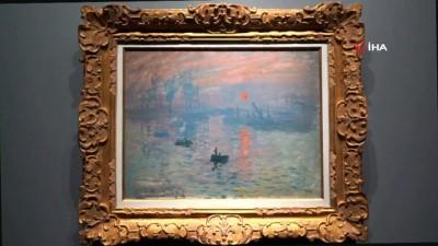 - Monet'in başyapıt tablosu Şanghay'da