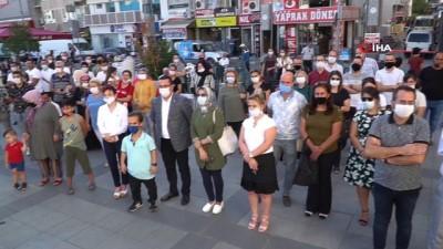 milli bayramlar -  Belediye bandosunun ilk mini konseri göz doldurdu