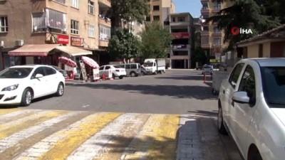 Şanlıurfa'da kadın dehşeti...Demir levye ile 21 aracın camını kırdı