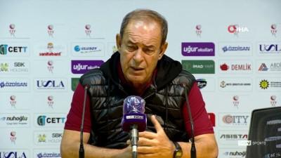 """istanbulspor - Yücel İldiz: """"Yeni takım olmanın sancılarını çekiyoruz"""""""