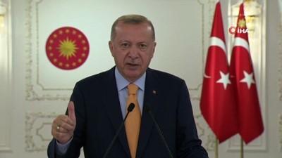 """Cumhurbaşkanı Erdoğan, """"BM Güvenlik Konseyini reforma tabi tutmamız gerekiyor"""""""