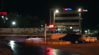bosanma davasi -  Diyarbakır'da eski koca dehşeti...Sağlık çalışanı kadını hastanede bıçaklayıp öldürmeye kalkıştı