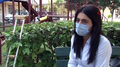 bosanma davasi -  Eşinin pompalı saldırısı sağ bacağından etti