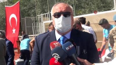 Ampute Futbol Türkiye Kupası müsabakaları Ahlat'ta başladı
