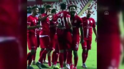 Antalyaspor'dan Fenerbahçe'ye transfer olan Nazım Sangare için duygusal klip - ANTALYA
