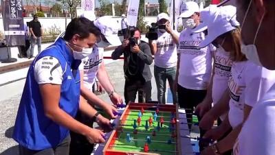 'Avrupa Spor Haftası' etkinlikleri başladı - SİVAS/MUŞ