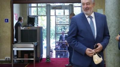 secimin ardindan - Karadağ'da Meclis Başkanlığına Aleksa Becic seçildi - PODGORİCA