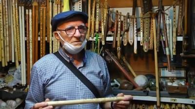 hindistan cevizi - Kosovalı flüt ustası, hayatını flütlere ve yeni keşiflere adadı - PRİŞTİNE
