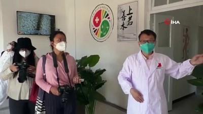 - Zimbabve'de ilk geleneksel Çin tıbbı kliniği açılıyor