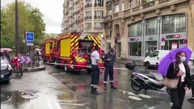 Charlie Hebdo'nun eski binası yakınlarında saldırı: 4 yaralı - PARİS