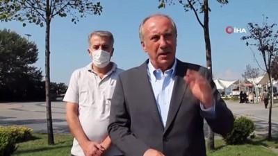 CHP Genel Sekreteri Böke'ye İnce'den cevap