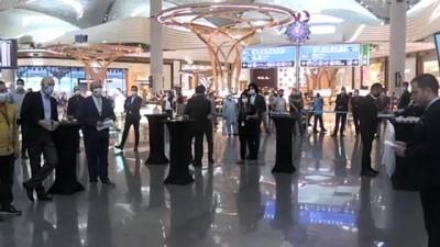 İstanbul Havalimanı'nı anlatan 'Hayaldi Gerçek Oldu' kitabı satışa sunuldu - İSTANBUL