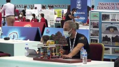 TEKNOFEST'te insanlık yararına teknolojilerde yarışıyor - GAZİANTEP