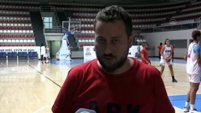 Büyükşehir Belediyesi Adana Basketbol 'yenilenen' kadrosuyla lig ve Avrupa'ya hazır - ADANA