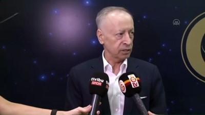 Galatasaray Kulübü Başkanı Mustafa Cengiz'den derbi yorumu - İSTANBUL