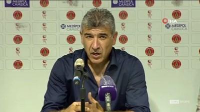 """istanbulspor - Sait Karafırtınalar: """"Takım iyi sinyaller verdi"""""""