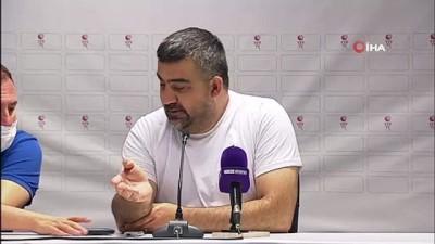 Gökhan Geylani: 'Elimizden geleni yaparak Süper Lig'e çıkacağız'