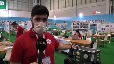 yakit tuketimi -  Sultanbeyli Belediyesi 'TOAF' takımı Teknofest'te dikkat çekti