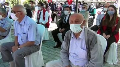 """Bakan Selçuk: """"Afyonkarahisar'a 18 yılda 55 milyar sosyal yardım ulaştırdık"""""""