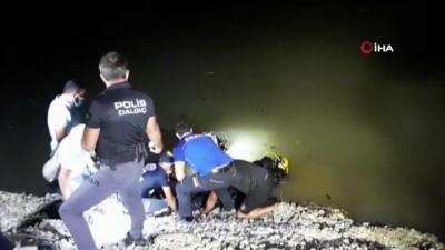 Balık tutmak için girdiği Murat Nehri'nde boğuldu