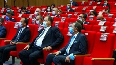 Hazine ve Maliye Bakanı Albayrak: 'İşsizlik oranının kademeli olarak gerileyerek 2023 yılında yünde 10,9 seviyesinde gerçekleşmesini öngörüyoruz' - İSTANBUL