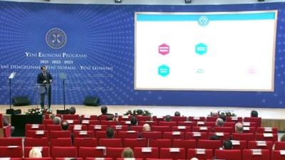 Hazine ve Maliye Bakanı Albayrak, Yeni Ekonomi Programı tanıtım toplantısında konuştu - İSTANBUL