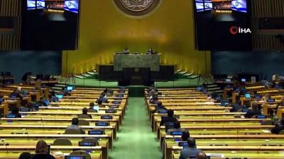 - Netanyahu'dan BM'de 'Beyrut'ta yeni bir patlama olabilir' iddiası