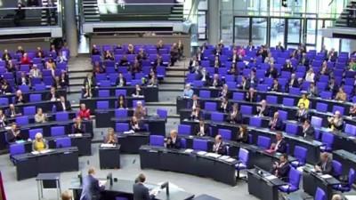 Almanya Başbakanı Merkel, Türkiye ile iş birliğinin önemini vurguladı - BERLİN