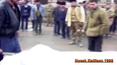soykirim - Milli Savunma Bakanlığından Ermenistan'a Hocalı soykırımı görüntüleriyle tepki