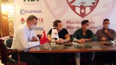 kulup baskani - Royal Hastanesi Bandırmaspor, Trabzonspor'dan Abdurrahim Dursun'u kiraladı - BALIKESİR
