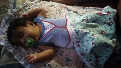 4 aylık Ramazan bebek, karaciğer nakli olmazsa ölecek