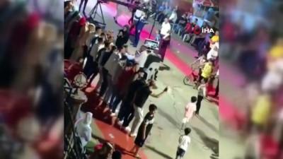 Düğün yasakları öncesi son gece Antalya'da düşündüren görüntüler