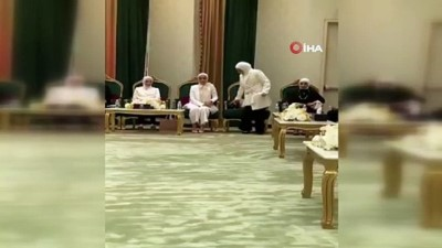 - Kuveyt'teki ilk kadın hakimler yemin ederek göreve başladı
