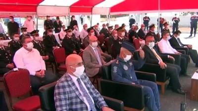 il jandarma komutanligi -  Sülümenli Karakol Komutanlığı binası hizmete açıldı