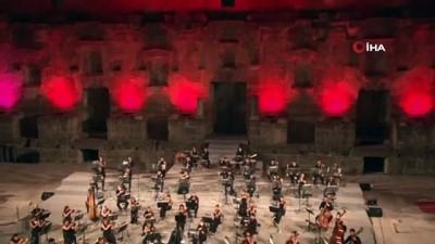 sanat muzigi -  27'inci Uluslararası Aspendos Opera ve Bale Festivali'nin açılışı Gala Konseriyle yapıldı