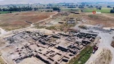 tanri -  Kayserililerin 4 bin 300 yıl önceki inanışlarını yansıtan eserler gün yüzüne çıkıyor