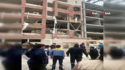 - İran'da doğalgaz patlaması: 12 yaralı