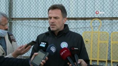 Stjepan Tomas: 'Gençlerbirliği maçı ile seriye devam etmek istiyoruz'