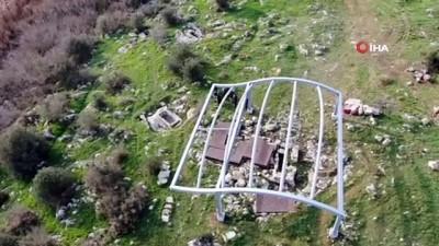 2 bin 500 yıllık mezarlık müze oluyor