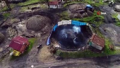 nadan -  Korona virüs İstanbul'un mangal kömürü üreticilerini de vurdu