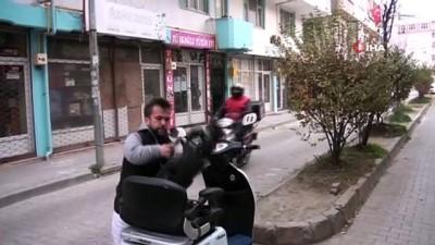 televizyon -  O Türkiye'nin 'en kısa' gazetecisi