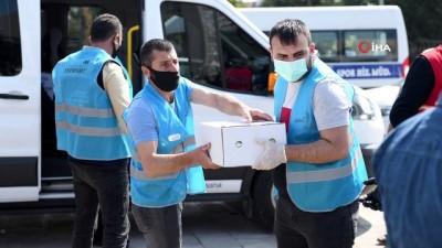 saglikli beslenme -  Esenyurt Belediyesi bir yılda 11 bin 190 kişinin istihdamını sağladı