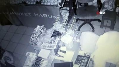 - Hırsızın manavdan para çalma anı güvenlik kameralarına yansıdı - 9 farklı hırsızlıktan aranan şahıs tutuklanarak cezaevine gönderildi