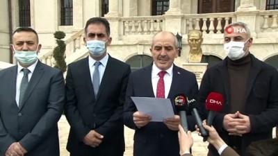basin aciklamasi -  Sivas 4 Eylül Gazeteciler Cemiyeti kuruluşunu ilan etti