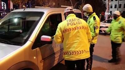 - Bolu'da sokağa çıkma kısıtlamasına uymayan 59 kişiye 42 bin TL ceza